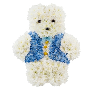 Order Teddy Bear  SYM-356 flowers