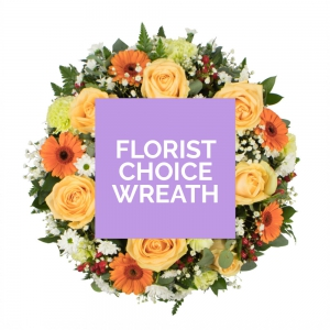 Order Florists Choice Open Wreath flowers