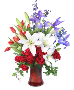 Order Liberty Bouquet flowers