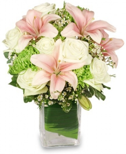 Order Heavenly Garden flowers