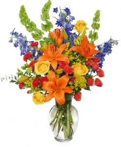 Order Aw-inspiring Autumn flowers