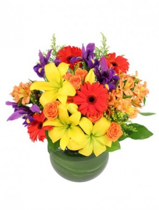 Order Fiesta Time flowers