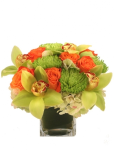 Order Exotic Greenness flowers