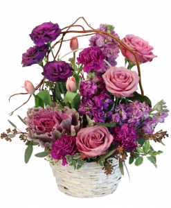 Order Purple Showers flowers