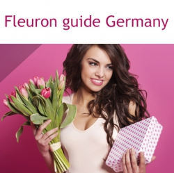 Flowers via Direct2florist, Germany