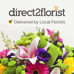 Flowers via Direct2florist in Ireland