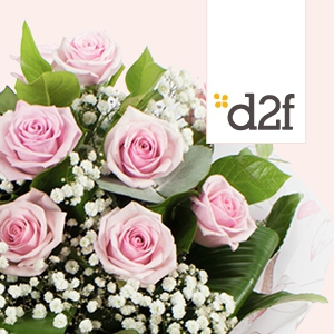 Flowers via Direct2florist in Russia