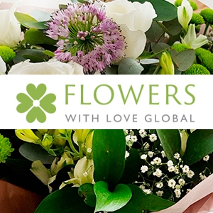 Flowers With Love Global - Sunshine Coast