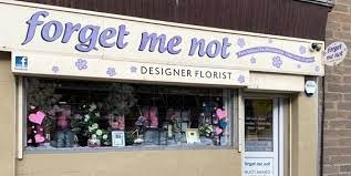 Forget Me not Florist Dundee