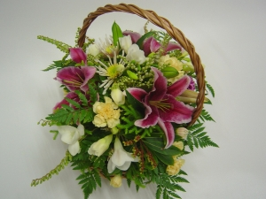 Fragrant Basket