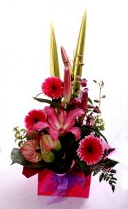 Fresh Floral Box