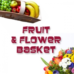 Fruit Flower Basket - Fareham