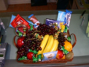 Fruitytemptation Basket