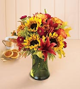 FTD Glorious Fall Bouquet
