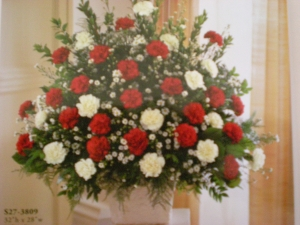 Funeral Arragement #3
