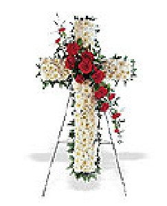 Funeral Cross - Small