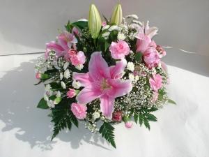 Funeral Posie Bowl