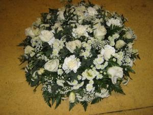 Funeral Posy Arrangement