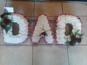 Funeral Tribute - DAD