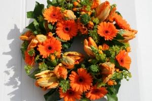 Funeral Wreath II