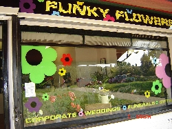 Funky Flowers - West Drayton
