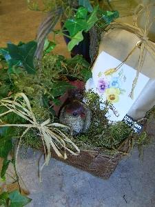 Garden Gift Basket Small