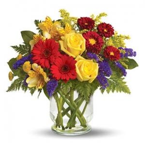 Garden Parade Bouquet #T0411