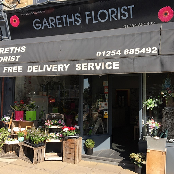 Gareth's Florist Ltd - Blackburn