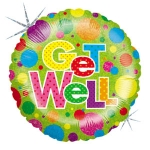 Get Well Balloon (each)