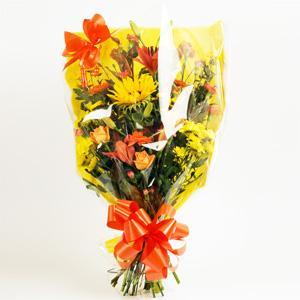 Gift Wrap Bouquet