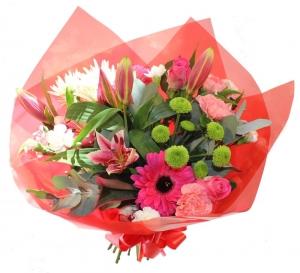 Gift Wrap Pink