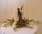 Golfer Silk Arrangement