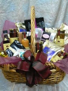 Goumet Gift Basket