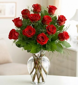 Grassi's Dozen Roses