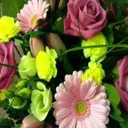 Handtie Flowers