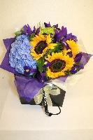 Handtied Bag Bouquet