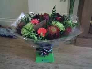 Handtied (florist Choice)