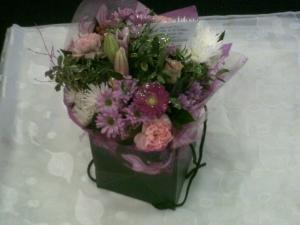 Handtied Flowers