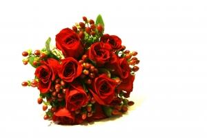 Handtied Roses Bouquet