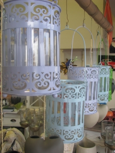 Hanging Candle Voltives