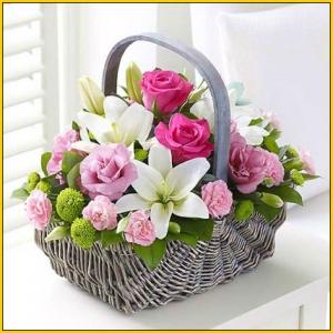 Happy Basket