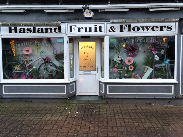 Hasland Fruit & Flowers