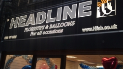 Headline Floristry and Balloons