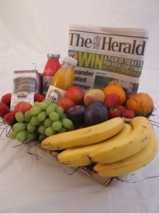 Healthy Pamper Hamper