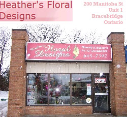 Heather's Floral Designs