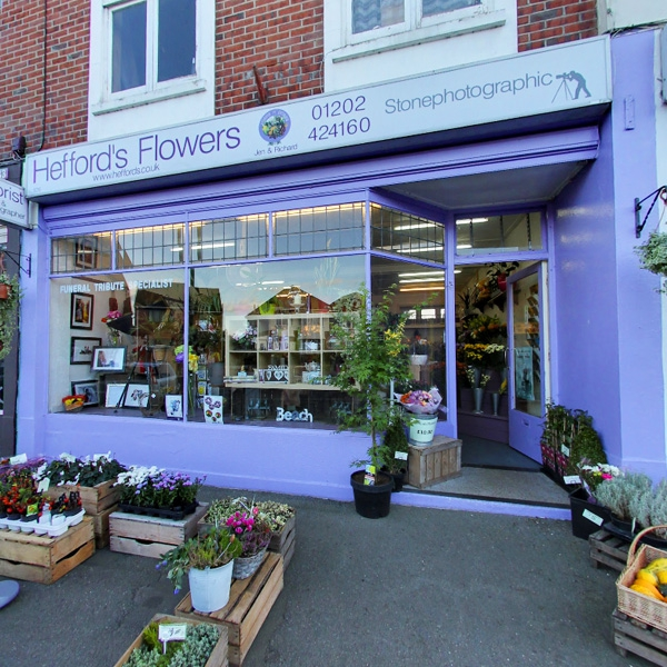 Heffords Flowers