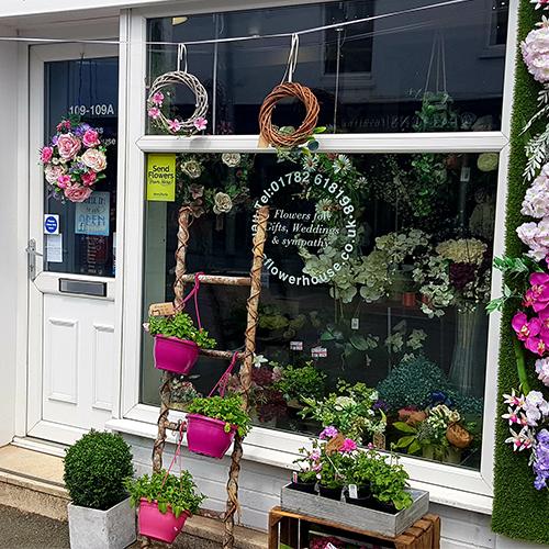 Helen's Flower House
