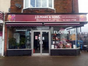 J D Fears