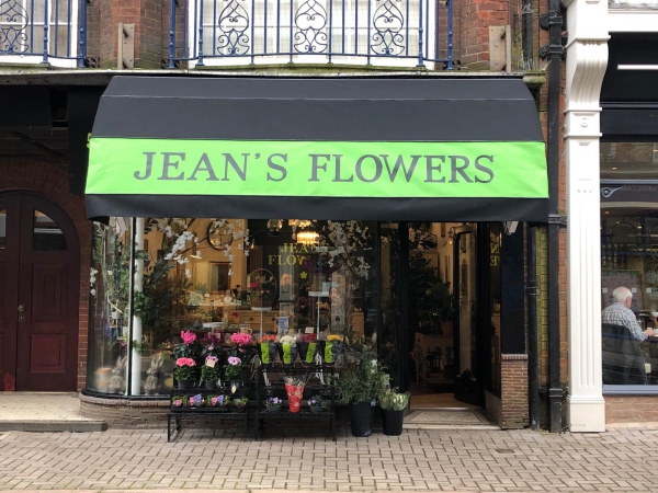 Jean's Flower Shop - Rugby