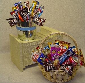 Junk Food Baskets